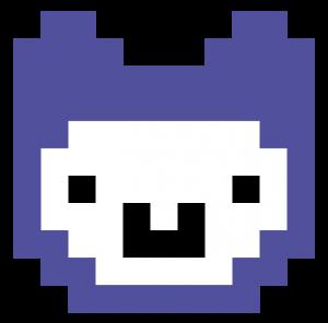 lila Jugend-hackt-Alpaka Logo