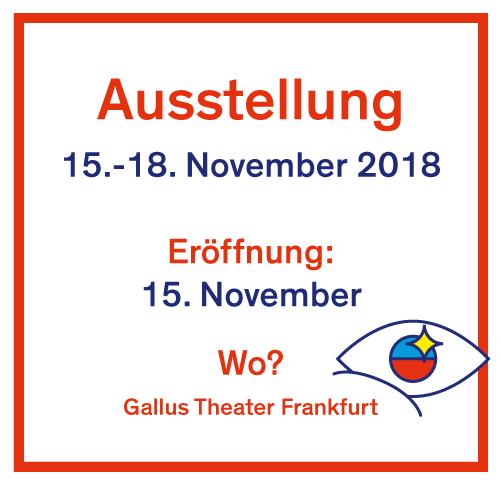 Ausstellung 15.-18. November 2018
